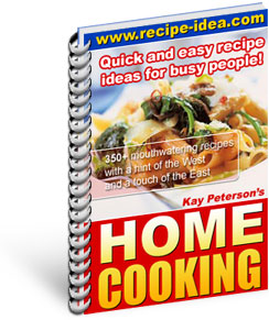 Home Cooking Ebook